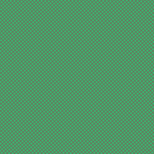 42/132 degree angle diagonal checkered chequered lines, 2 pixel line width, 8 pixel square size, Pine Cone and Medium Sea Green plaid checkered seamless tileable