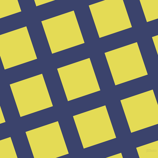 18/108 degree angle diagonal checkered chequered lines, 55 pixel line width, 119 pixel square size, Port Gore and Manz plaid checkered seamless tileable