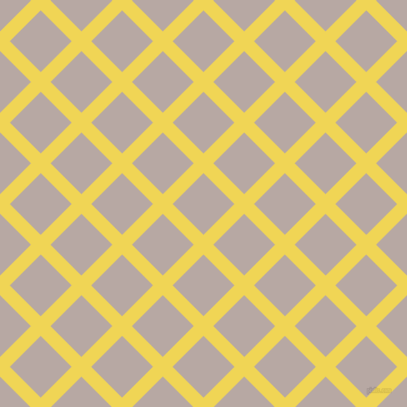 45/135 degree angle diagonal checkered chequered lines, 20 pixel lines width, 63 pixel square size, Portica and Martini plaid checkered seamless tileable