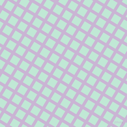 59/149 degree angle diagonal checkered chequered lines, 13 pixel line width, 33 pixel square size, Prelude and Aero Blue plaid checkered seamless tileable