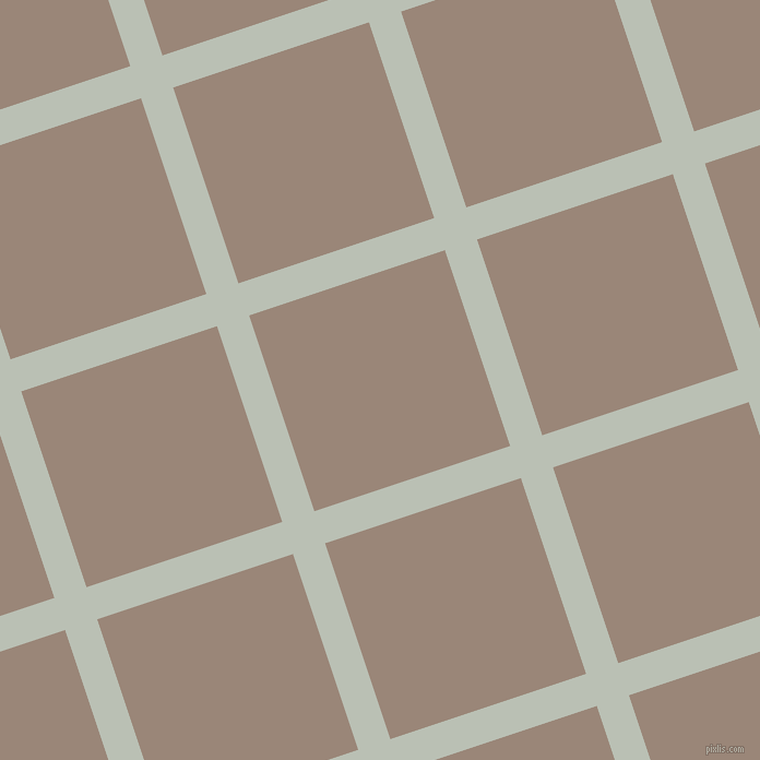 18/108 degree angle diagonal checkered chequered lines, 31 pixel lines width, 189 pixel square size, Pumice and Almond Frost plaid checkered seamless tileable