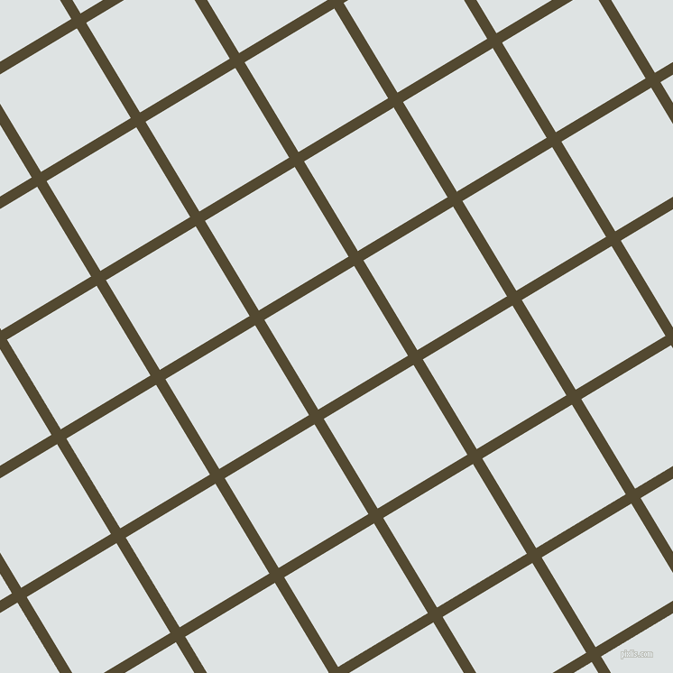 31/121 degree angle diagonal checkered chequered lines, 12 pixel line width, 116 pixel square size, Punga and Zircon plaid checkered seamless tileable