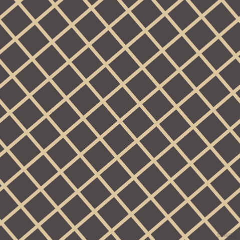 41/131 degree angle diagonal checkered chequered lines, 7 pixel lines width, 45 pixel square size, Raffia and Emperor plaid checkered seamless tileable