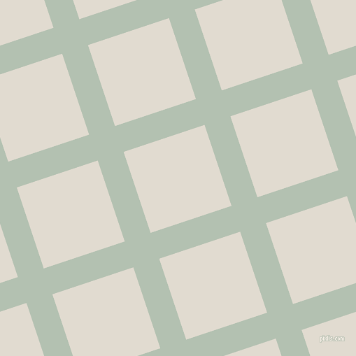 18/108 degree angle diagonal checkered chequered lines, 39 pixel line width, 122 pixel square size, Rainee and Merino plaid checkered seamless tileable