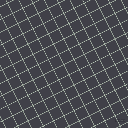 27/117 degree angle diagonal checkered chequered lines, 2 pixel line width, 37 pixel square size, Rainee and Payne