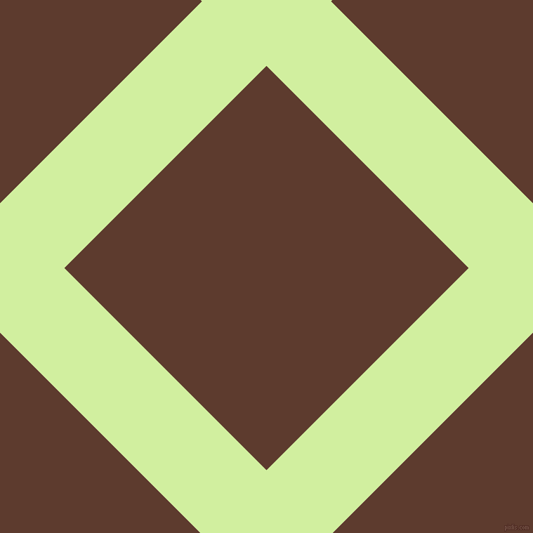 45/135 degree angle diagonal checkered chequered lines, 130 pixel line width, 407 pixel square size, Reef and Cioccolato plaid checkered seamless tileable