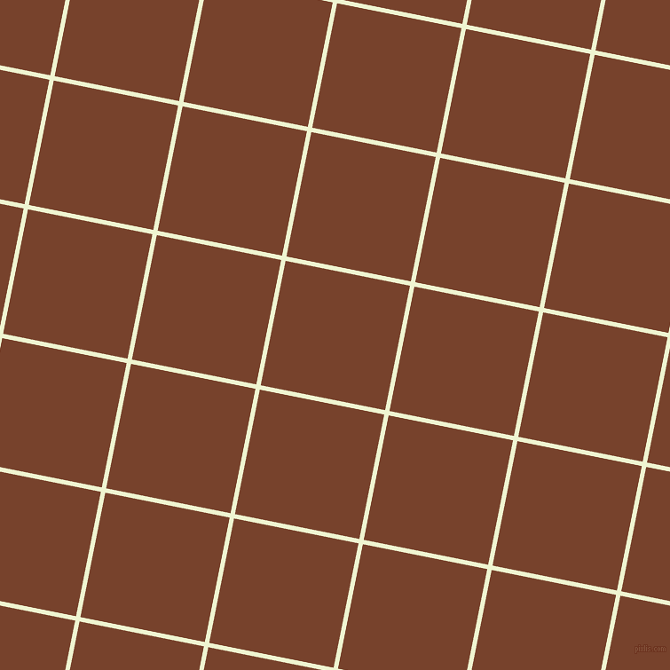 79/169 degree angle diagonal checkered chequered lines, 5 pixel lines width, 143 pixel square size, Rice Flower and Copper Canyon plaid checkered seamless tileable