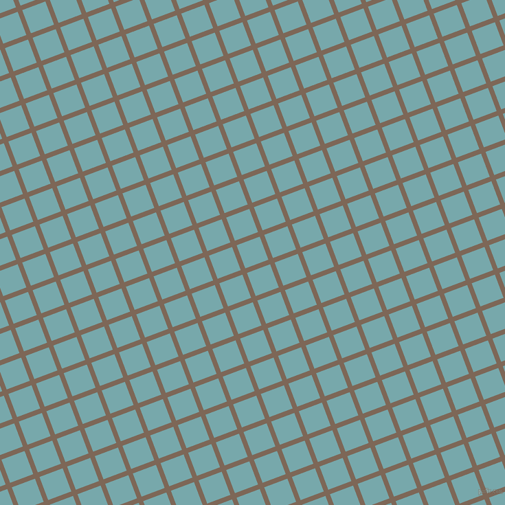 21/111 degree angle diagonal checkered chequered lines, 7 pixel lines width, 36 pixel square size, Roman Coffee and Neptune plaid checkered seamless tileable