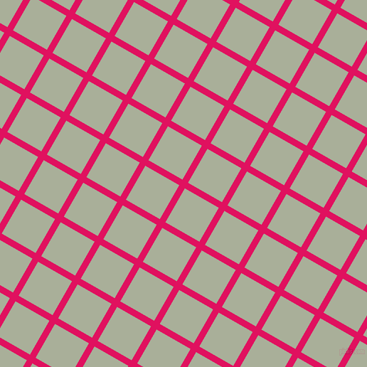 60/150 degree angle diagonal checkered chequered lines, 9 pixel line width, 55 pixel square size, Ruby and Green Spring plaid checkered seamless tileable