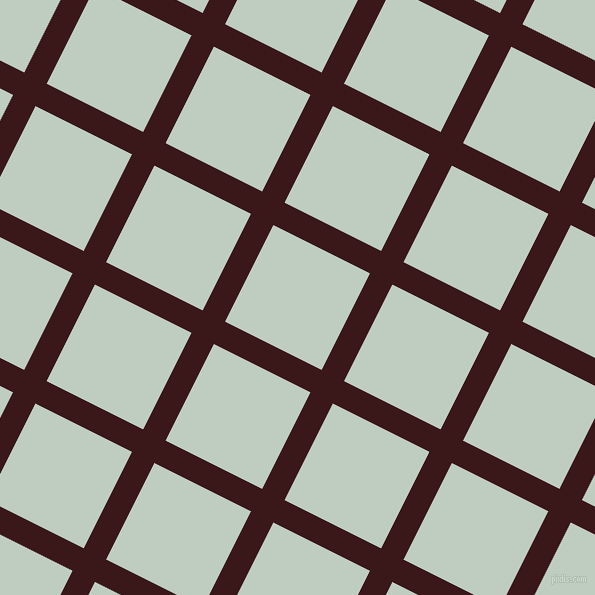 63/153 degree angle diagonal checkered chequered lines, 25 pixel lines width, 108 pixel square size, Rustic Red and Paris White plaid checkered seamless tileable