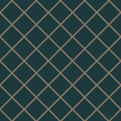 45/135 degree angle diagonal checkered chequered lines, 5 pixel line width, 52 pixel square size, Sand Dune and Nordic plaid checkered seamless tileable