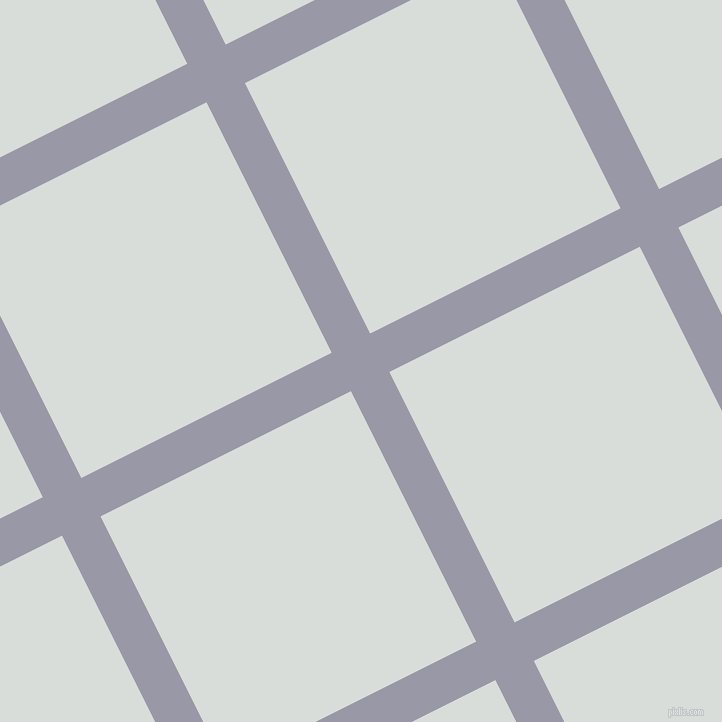 27/117 degree angle diagonal checkered chequered lines, 43 pixel lines width, 280 pixel square size, Santas Grey and Mystic plaid checkered seamless tileable