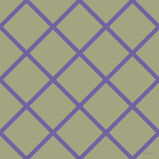 45/135 degree angle diagonal checkered chequered lines, 14 pixel line width, 113 pixel square size, Scampi and Locust plaid checkered seamless tileable