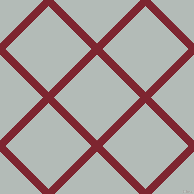 45/135 degree angle diagonal checkered chequered lines, 26 pixel line width, 207 pixel square sizeScarlett and Loblolly plaid checkered seamless tileable