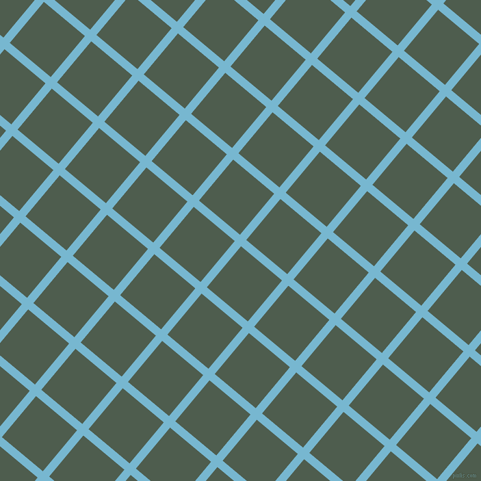 50/140 degree angle diagonal checkered chequered lines, 12 pixel line width, 78 pixel square size, Seagull and Nandor plaid checkered seamless tileable