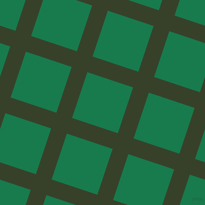 72/162 degree angle diagonal checkered chequered lines, 53 pixel lines width, 155 pixel square size, Seaweed and Salem plaid checkered seamless tileable