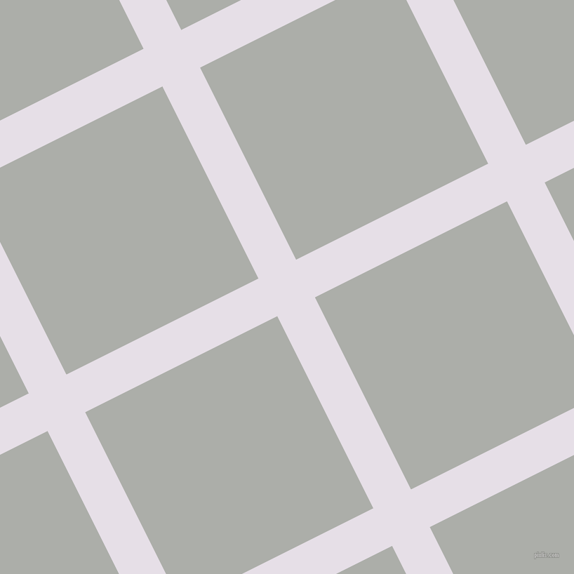 27/117 degree angle diagonal checkered chequered lines, 60 pixel lines width, 306 pixel square sizeSelago and Silver Chalice plaid checkered seamless tileable