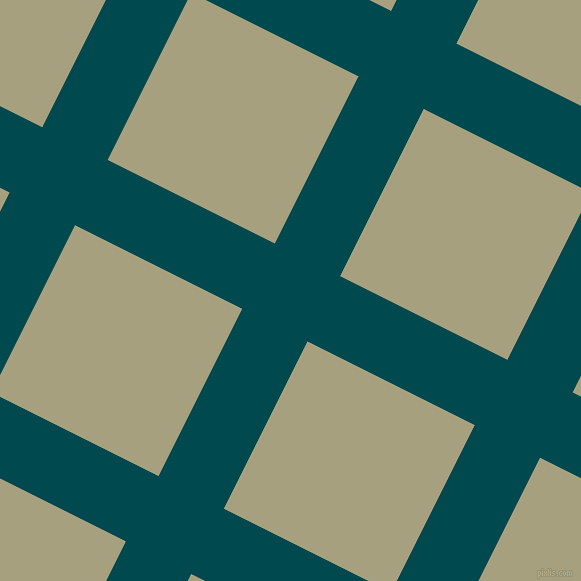 63/153 degree angle diagonal checkered chequered lines, 73 pixel line width, 187 pixel square size, Sherpa Blue and Hillary plaid checkered seamless tileable