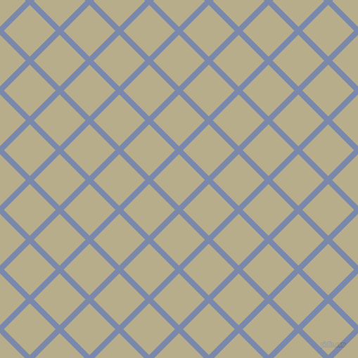 45/135 degree angle diagonal checkered chequered lines, 8 pixel lines width, 52 pixel square size, Ship Cove and Chino plaid checkered seamless tileable
