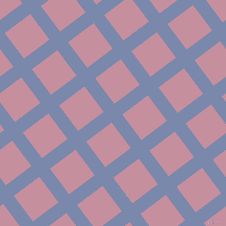 37/127 degree angle diagonal checkered chequered lines, 43 pixel lines width, 103 pixel square size, Ship Cove and Viola plaid checkered seamless tileable