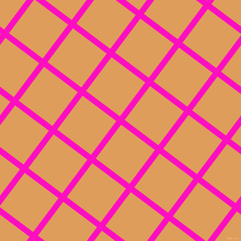 53/143 degree angle diagonal checkered chequered lines, 20 pixel line width, 142 pixel square size, Shocking Pink and Porsche plaid checkered seamless tileable