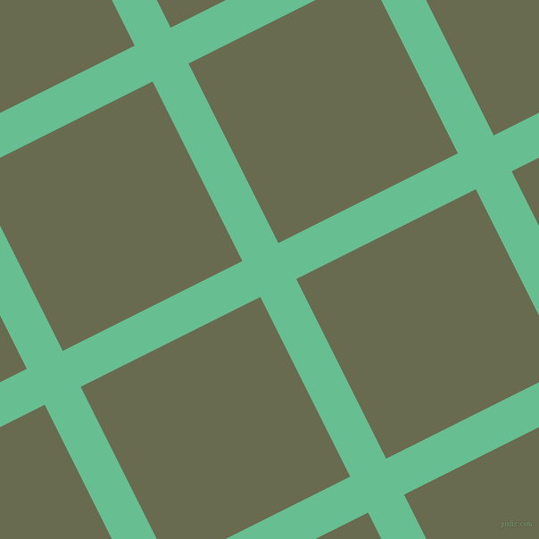 27/117 degree angle diagonal checkered chequered lines, 45 pixel line width, 225 pixel square size, Silver Tree and Siam plaid checkered seamless tileable