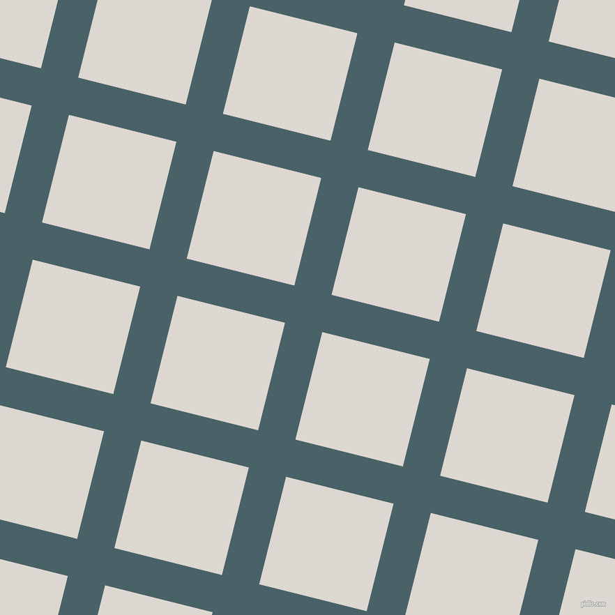 76/166 degree angle diagonal checkered chequered lines, 55 pixel lines width, 159 pixel square size, Smalt Blue and Gallery plaid checkered seamless tileable