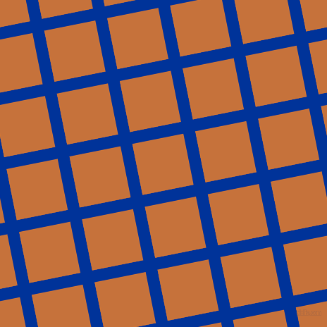 11/101 degree angle diagonal checkered chequered lines, 17 pixel lines width, 74 pixel square size, Smalt and Zest plaid checkered seamless tileable