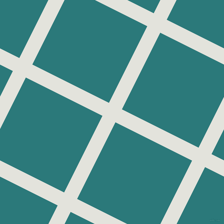 63/153 degree angle diagonal checkered chequered lines, 51 pixel line width, 301 pixel square size, Snow Drift and Atoll plaid checkered seamless tileable