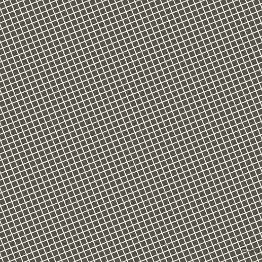 22/112 degree angle diagonal checkered chequered lines, 2 pixel line width, 10 pixel square size, Soapstone and Masala plaid checkered seamless tileable