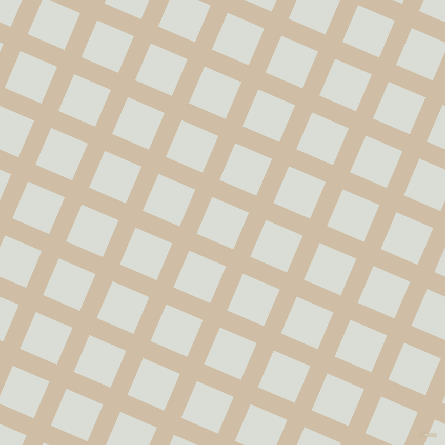 67/157 degree angle diagonal checkered chequered lines, 36 pixel lines width, 78 pixel square size, Soft Amber and Aqua Haze plaid checkered seamless tileable