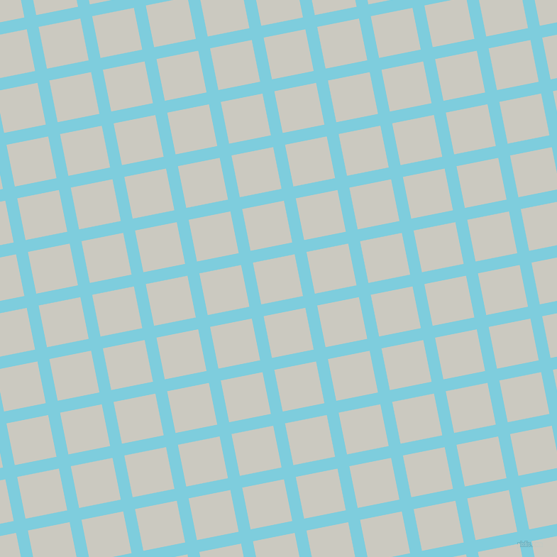 11/101 degree angle diagonal checkered chequered lines, 17 pixel line width, 60 pixel square size, Spray and Quill Grey plaid checkered seamless tileable