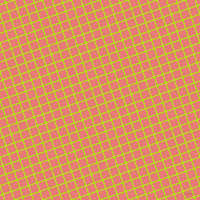 18/108 degree angle diagonal checkered chequered lines, 3 pixel line width, 26 pixel square size, Spring Bud and Geraldine plaid checkered seamless tileable
