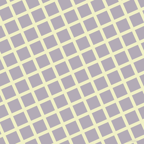 24/114 degree angle diagonal checkered chequered lines, 11 pixel lines width, 40 pixel square size, Spring Sun and Chatelle plaid checkered seamless tileable