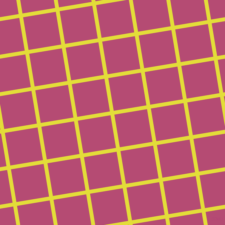 9/99 degree angle diagonal checkered chequered lines, 13 pixel line width, 111 pixel square size, Starship and Royal Heath plaid checkered seamless tileable