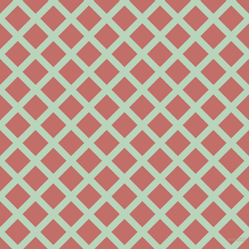 45/135 degree angle diagonal checkered chequered lines, 13 pixel line width, 36 pixel square size, Surf and Contessa plaid checkered seamless tileable