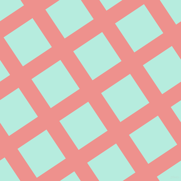 34/124 degree angle diagonal checkered chequered lines, 65 pixel lines width, 147 pixel square size, Sweet Pink and Water Leaf plaid checkered seamless tileable