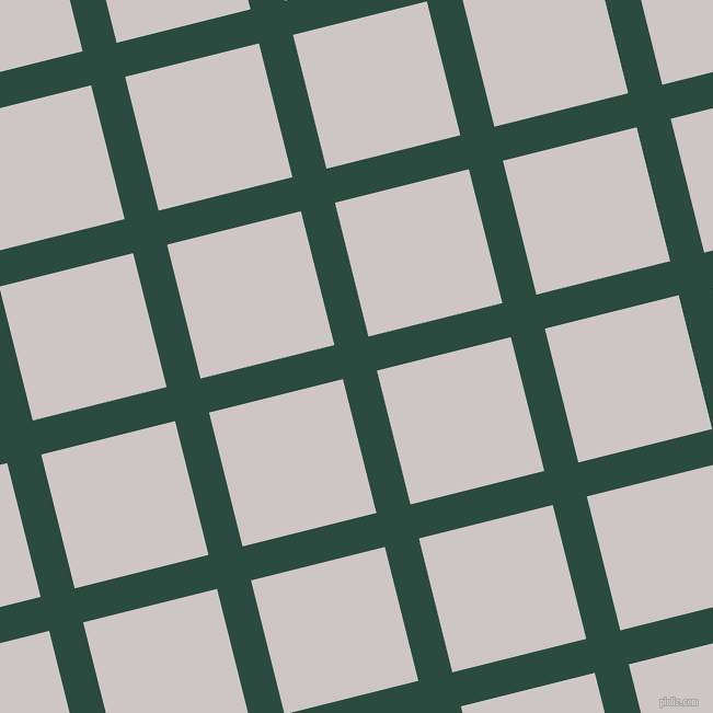 14/104 degree angle diagonal checkered chequered lines, 32 pixel lines width, 126 pixel square size, Te Papa Green and Alto plaid checkered seamless tileable