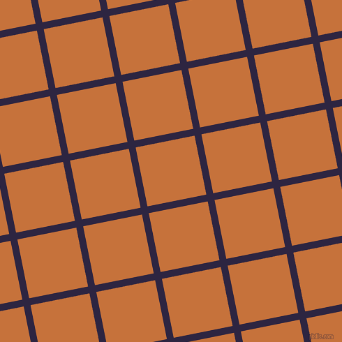 11/101 degree angle diagonal checkered chequered lines, 10 pixel lines width, 86 pixel square size, Tolopea and Zest plaid checkered seamless tileable
