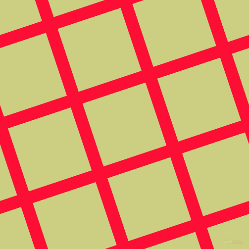 18/108 degree angle diagonal checkered chequered lines, 25 pixel lines width, 134 pixel square size, Torch Red and Deco plaid checkered seamless tileable