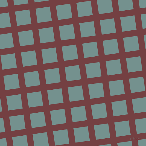 8/98 degree angle diagonal checkered chequered lines, 21 pixel lines width, 49 pixel square sizeTosca and Juniper plaid checkered seamless tileable
