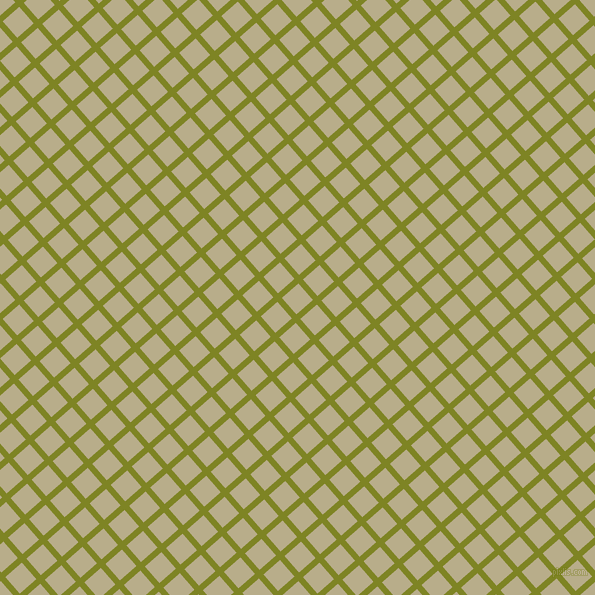41/131 degree angle diagonal checkered chequered lines, 6 pixel line width, 22 pixel square size, Trendy Green and Chino plaid checkered seamless tileable