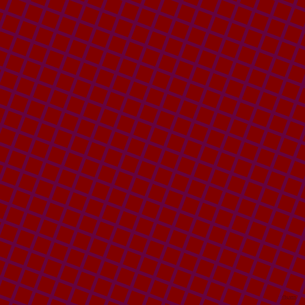 69/159 degree angle diagonal checkered chequered lines, 7 pixel lines width, 29 pixel square sizeTyrian Purple and Maroon plaid checkered seamless tileable