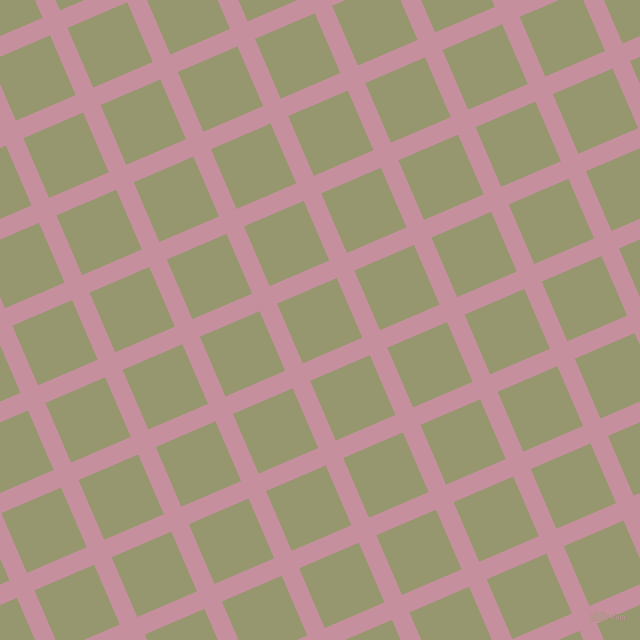 23/113 degree angle diagonal checkered chequered lines, 19 pixel line width, 65 pixel square size, Viola and Malachite Green plaid checkered seamless tileable