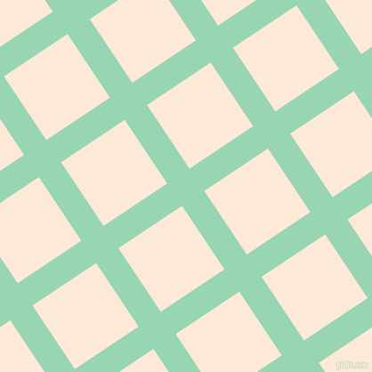 34/124 degree angle diagonal checkered chequered lines, 30 pixel lines width, 86 pixel square size, Vista Blue and Serenade plaid checkered seamless tileable