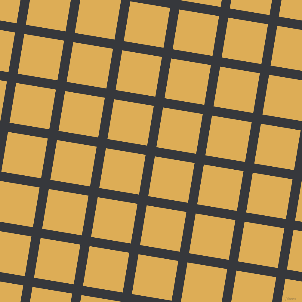 81/171 degree angle diagonal checkered chequered lines, 31 pixel line width, 134 pixel square size, Vulcan and Rob Roy plaid checkered seamless tileable