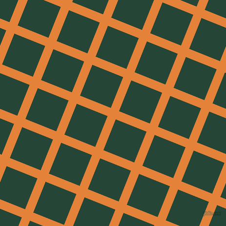 68/158 degree angle diagonal checkered chequered lines, 18 pixel lines width, 68 pixel square size, West Side and Bottle Green plaid checkered seamless tileable