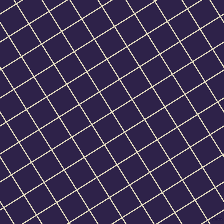 32/122 degree angle diagonal checkered chequered lines, 4 pixel lines width, 76 pixel square size, Wheatfield and Violent Violet plaid checkered seamless tileable