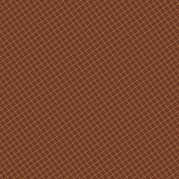 35/125 degree angle diagonal checkered chequered lines, 1 pixel lines width, 15 pixel square size, Whiskey and New Amber plaid checkered seamless tileable