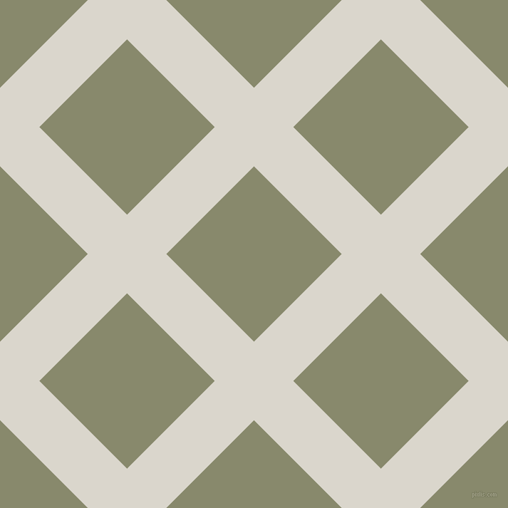 45/135 degree angle diagonal checkered chequered lines, 78 pixel line width, 174 pixel square size, White Pointer and Bitter plaid checkered seamless tileable
